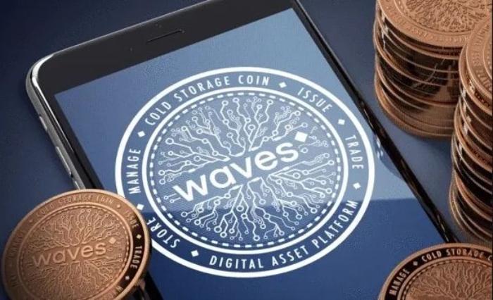 Waves Coin Ne Demek Waves Coin Nas U0131l U00e7al U0131 U015f U0131r Grafik Ve