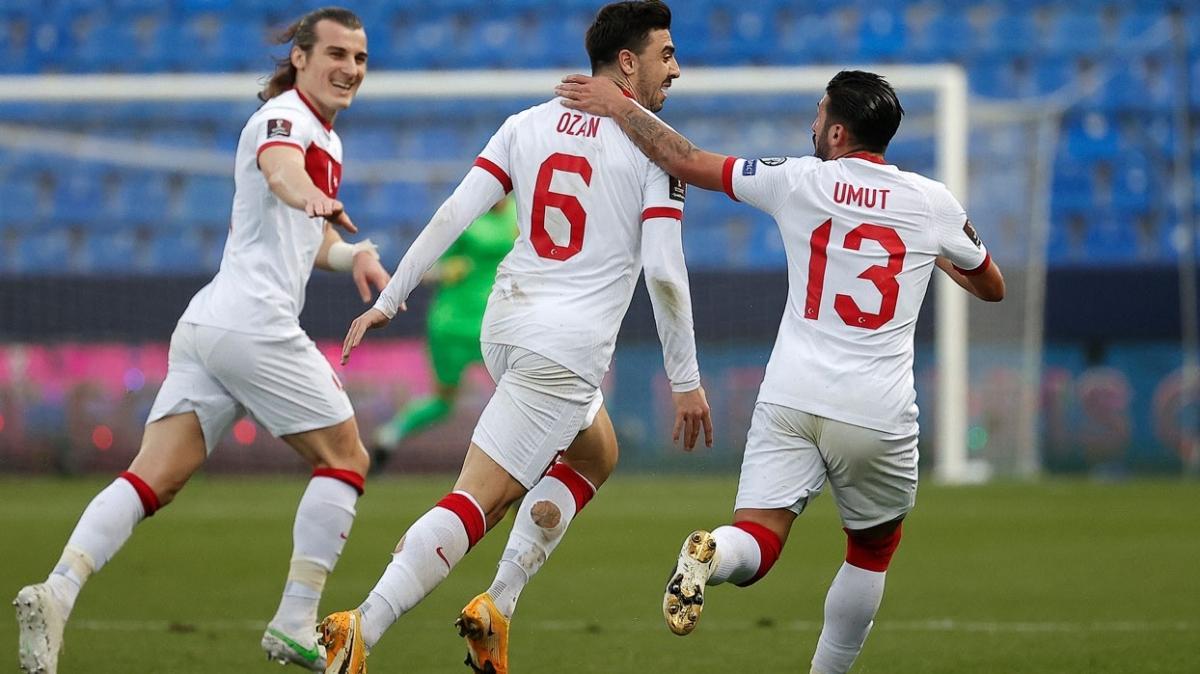Liverpool Milli maçta Ozan Tufan ve Uğurcan Çakır'ı takip etti