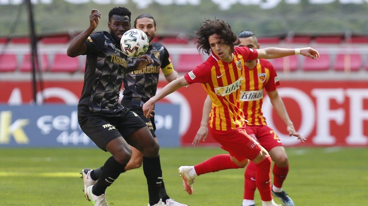 Hes Kablo Kayserispor - Göztepe maçının ardından