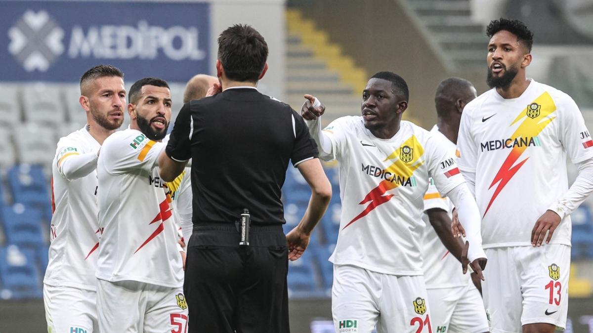Yeni Malatyaspor'un galibiyet hasreti 11 maça çıktı
