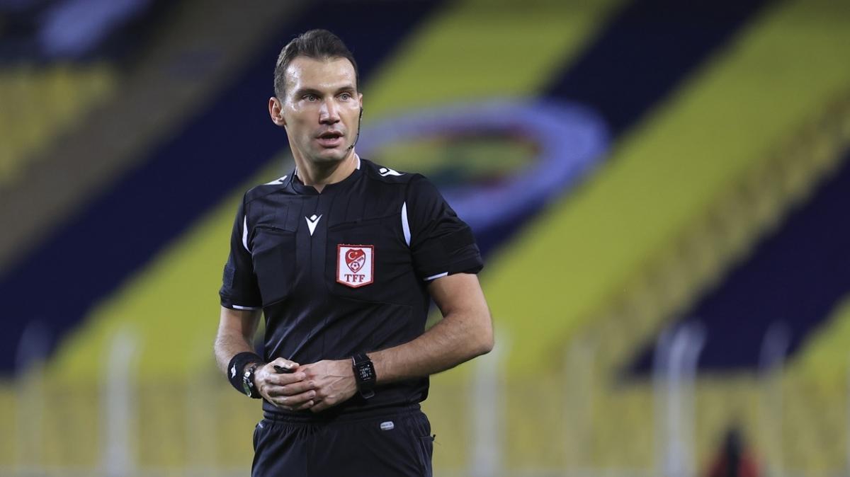 Trabzonspor-Kayserispor maçının VAR hakemi Bahattin Şimşek oldu