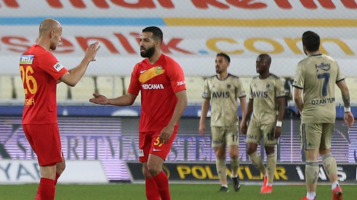 Semih Kaya Fenerbahçe'ye duvar oldu