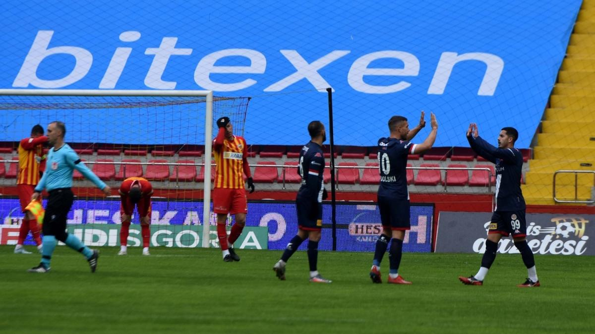Antalyaspor, Naldo ile güldü