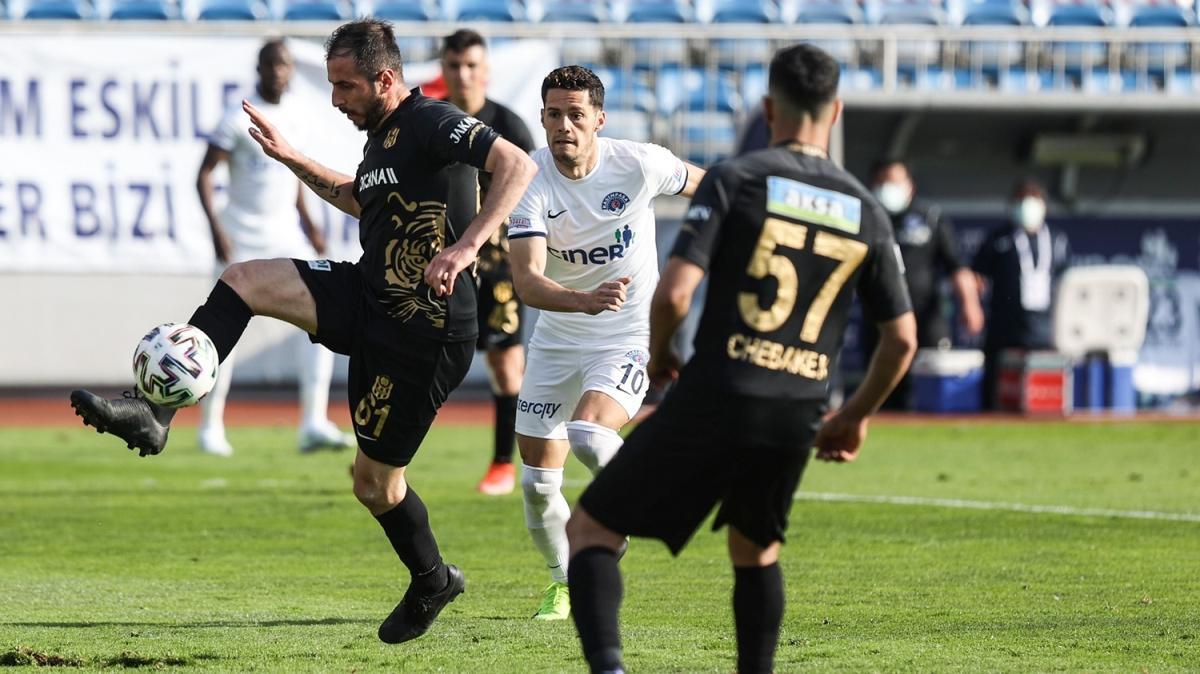 Sadi Çeri: Yeni Malatyaspor 1 puan için oynadı