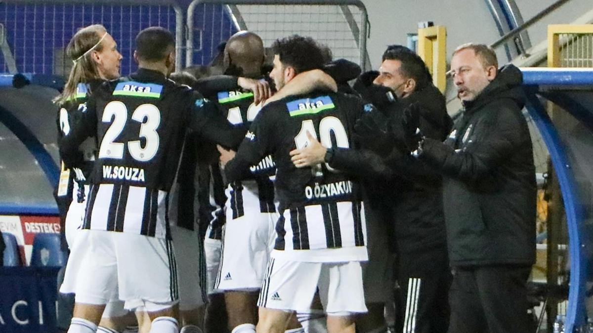 Süper Lig'de 34. hafta sona erdi