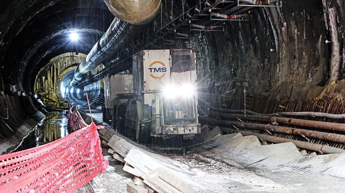 Bakırköy-Kirazlı metro hattı 2022 sonu açılacak