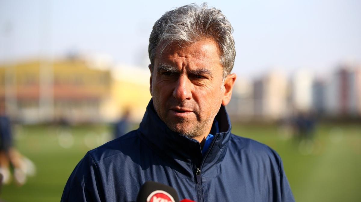 Hamza Hamzaoğlu: Son maçın son anına kadar inancımızı koruyacağız