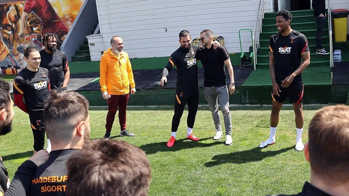 Galatasaray, Omar Elabdellaoui'nin sağlık durumuyla ilgili açıklama yayımladı