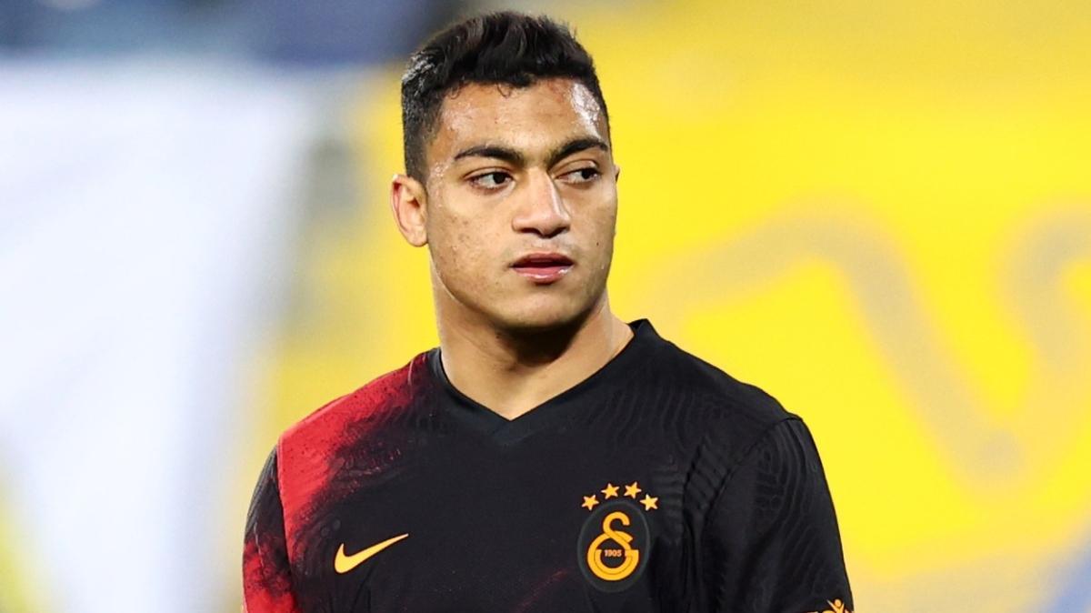 Mostafa Mohamed'in Zamalek'teki sözleşmesi ortadan kayboldu