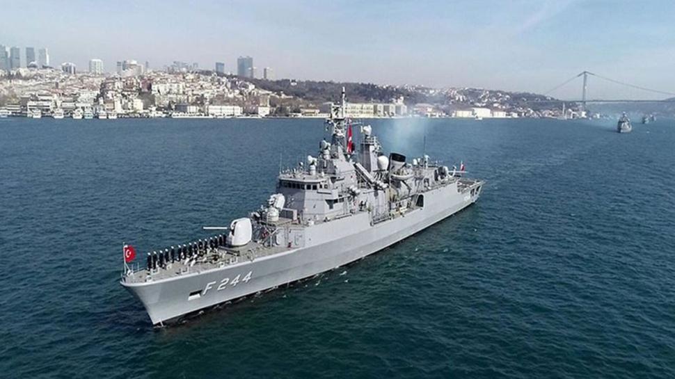 İsrail, Türk donanmasını 'bölgenin en güçlüsü' olarak niteledi