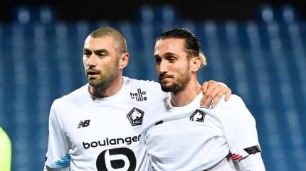 Burak Yılmaz iki Türk yıldızı Lille'e çağırdı