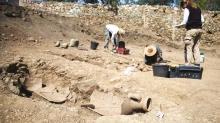 'Ölüler kenti' 1700 yıl sonra bulundu