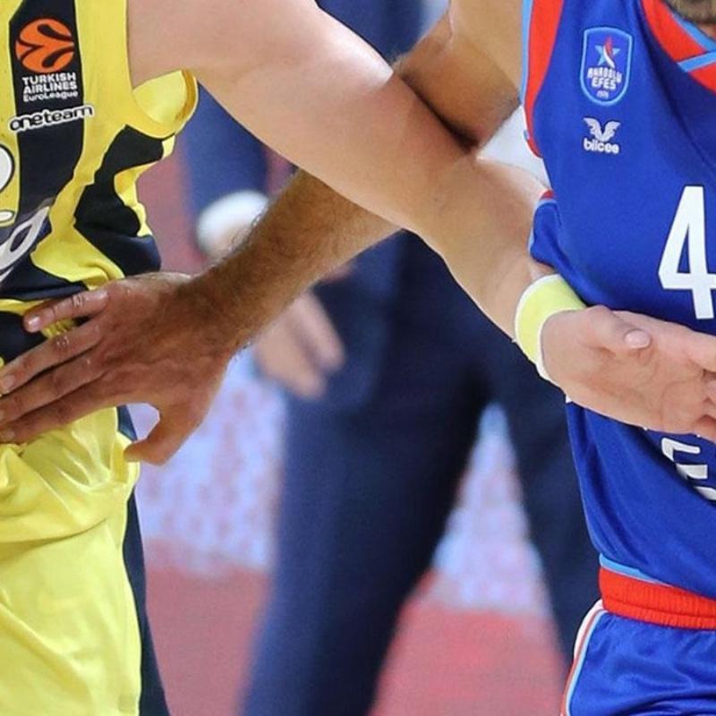 Fenerbahçe Beko - Anadolu Efes maçına korona engeli