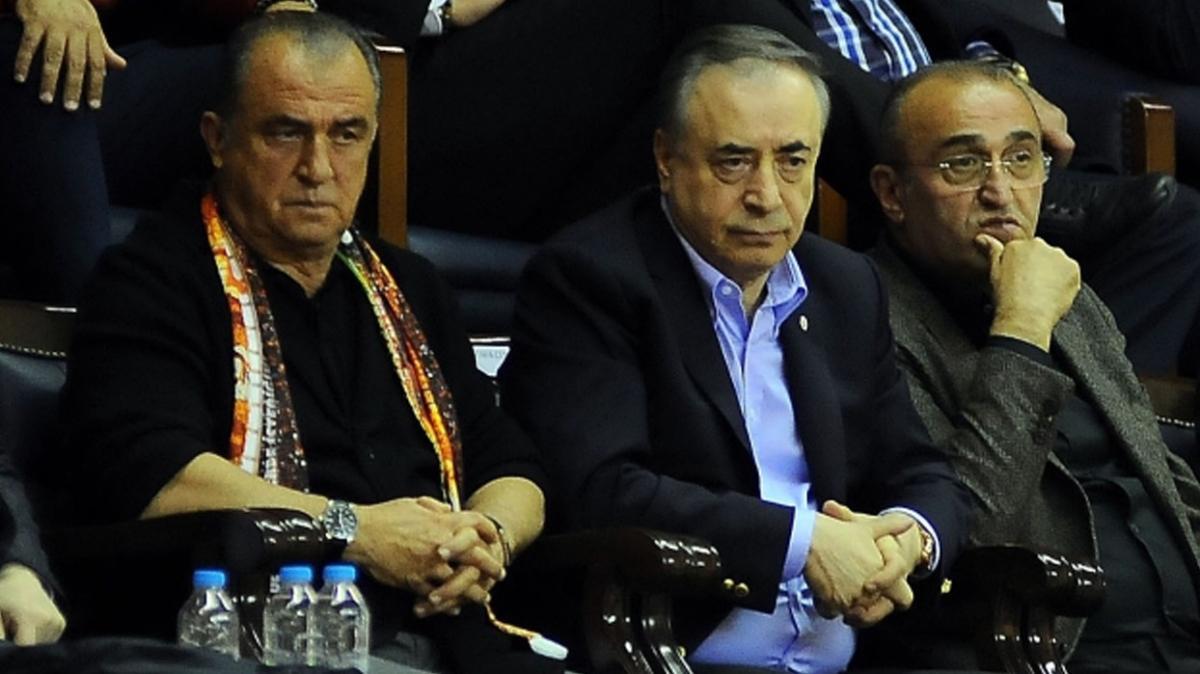 Mustafa Cengiz Fatih Terim karşısında sözlerini geri aldı