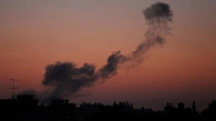 Irak'ta askeri üsse roketli saldırı