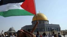 Gazzeliler İsrail'in alıkoyduğu Filistinliler için eylem yaptı