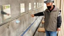 Kayseri'de camiye dadanan hırsızlar tüm muslukları çaldı