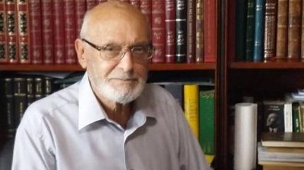 Prof. Dr. Ali Özek son yolculuğuna uğurlandı