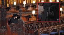 Kraliçe Elizabeth'in Prens Philip'in cenazesinde elinden bırakmadığı çantanın sırrı sonunda ortaya çıktı