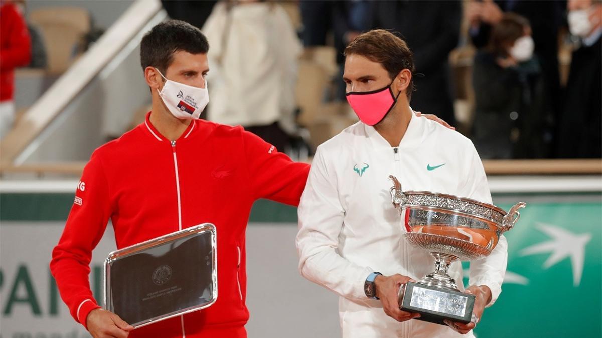 Rafael Nadal'dan Novak Djokovic sözleri: Takıntılı!