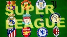 Avrupa Süper Ligi dağılıyor! Futbolda tarihi gece...