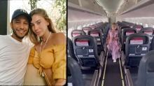 Sevgilisi uçak kapatmıştı... Şeyma Subaşı konuyla ilgili ilk kez konuştu