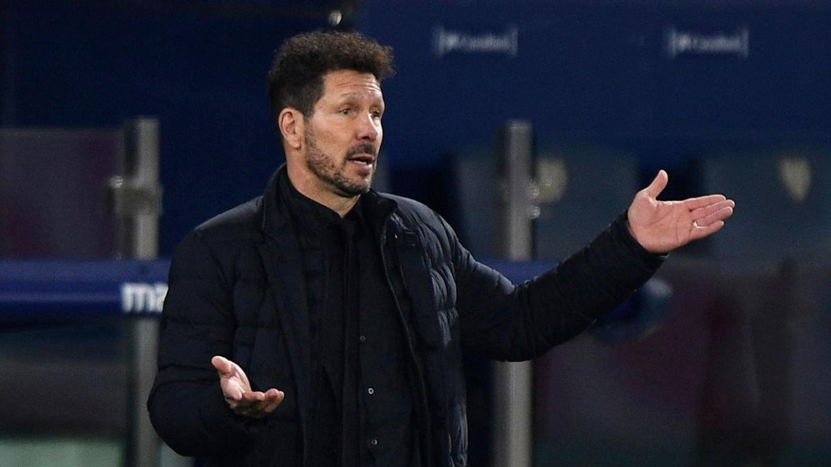 Diego Simeone'ye göre futbolda değişim kaçınılmaz