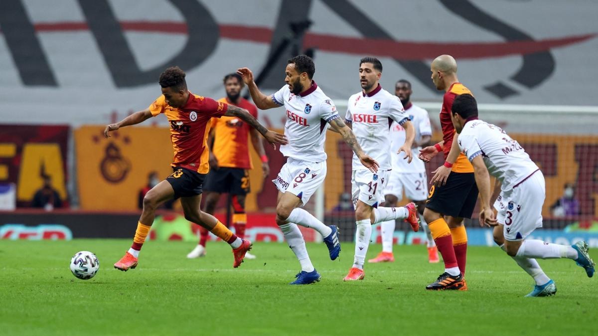 Galatasaray son nefeste: Dev maçta kazanan çıkmadı