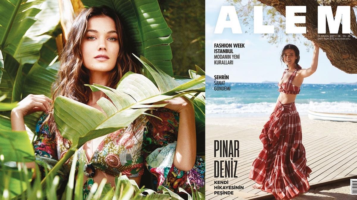 Pınar Deniz hayalini açıkladı