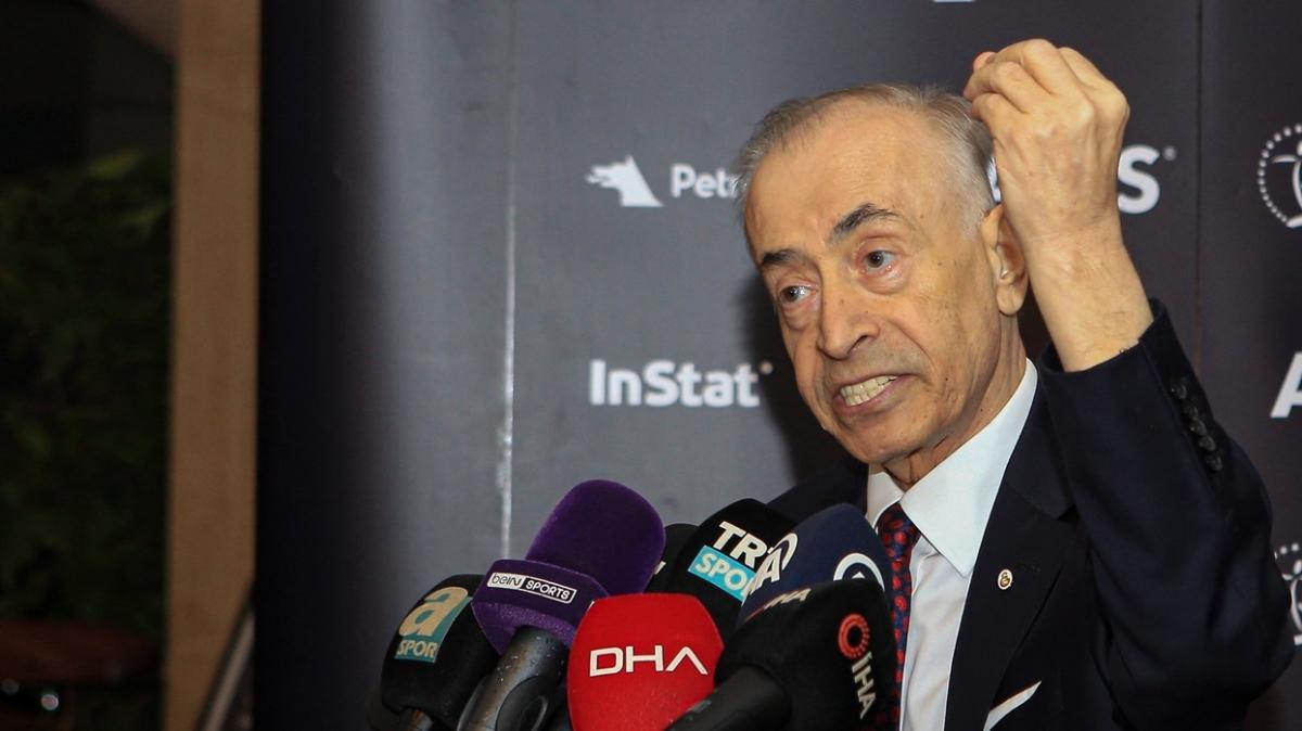 Tahkim Kurulu, Galatasaray ve Mustafa Cengiz'e verilen cezaları onadı