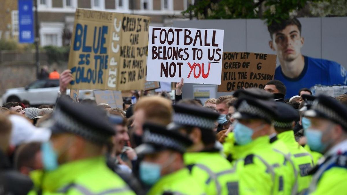 Avrupa Süper Ligi isyanı: Bu oluşumu 'Zenginler Ligi' olarak tanımlıyoruz