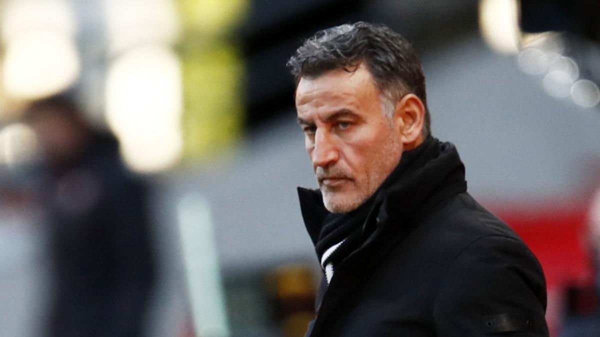 Christophe Galtier'den Avrupa Süper Ligi yorumu