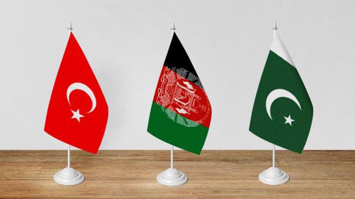 Son dakika haberi: 3 ülkeden Taliban'a ortak bildiri
