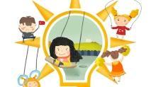 AK Parti 23 Nisan için logosunu Küçük Simay'ın'' çizdiği logo ile değiştirdi