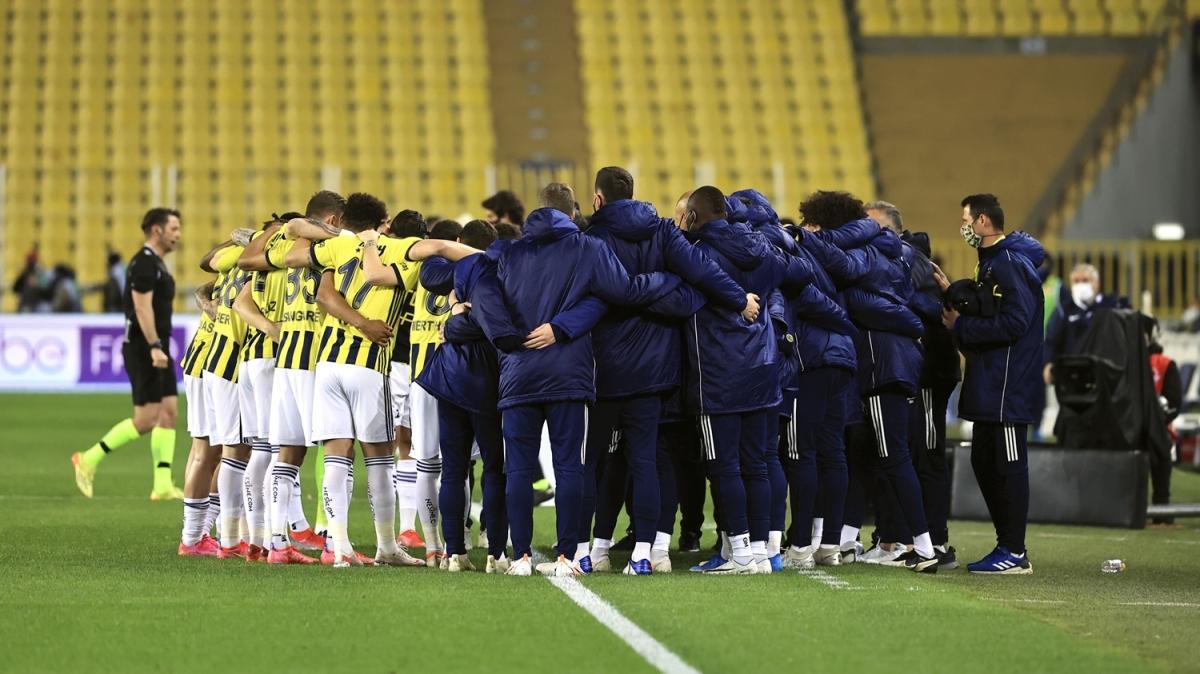 Fenerbahçe'nin şampiyonluk inadı! 3-2