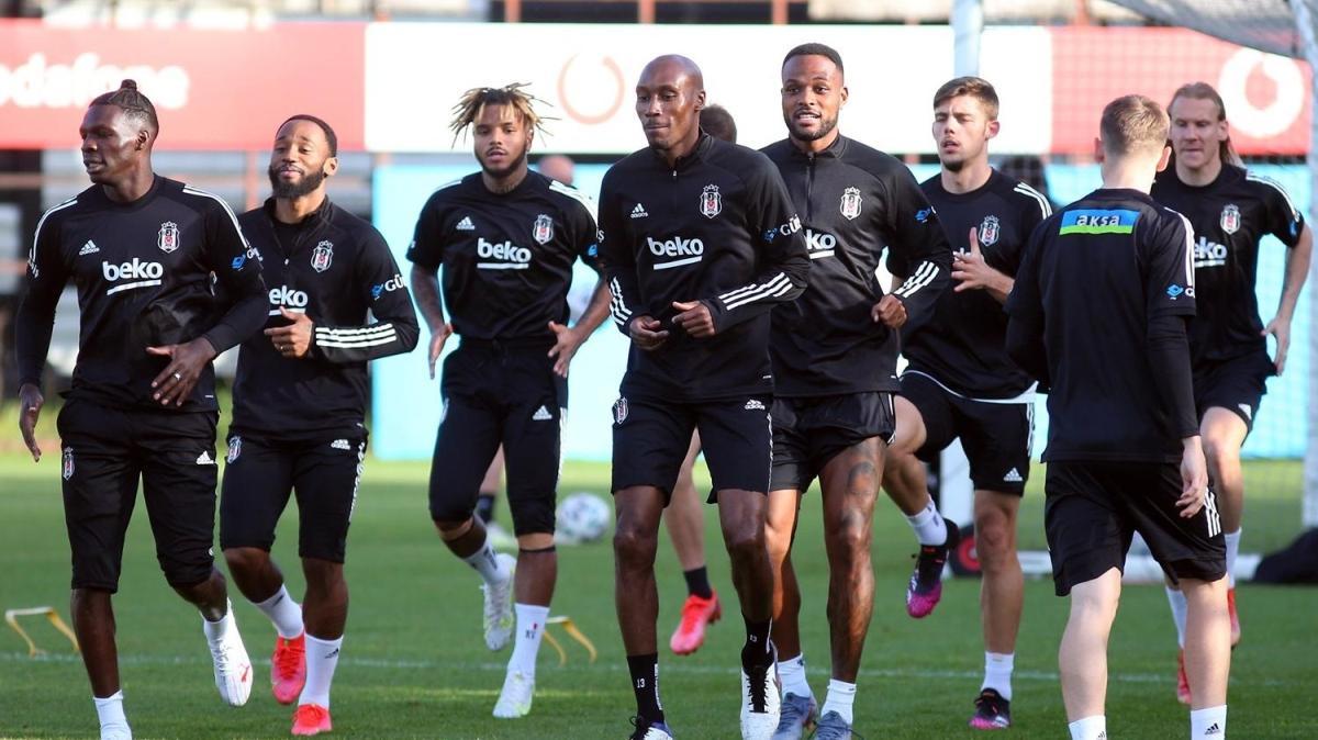 Beşiktaş, Atakaş Hatayspor hazırlıklarını tamamladı: İşte kamp kadrosu