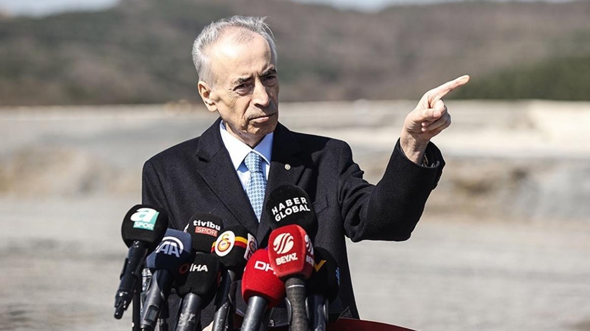 Galatasaray'da Belhanda'ya skandal sansür