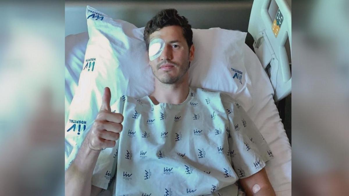 Ameliyat olan Salih Uçan'ın durumu iyi