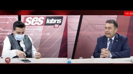 KKTC Başbakanı Saner karantinaya girdi