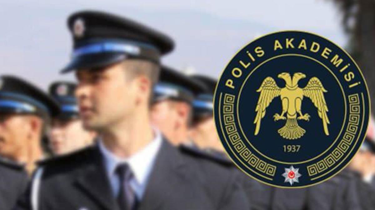 Yeni polis alımları bekleniyor!