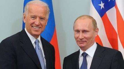 Biden'dan Putin açıklaması