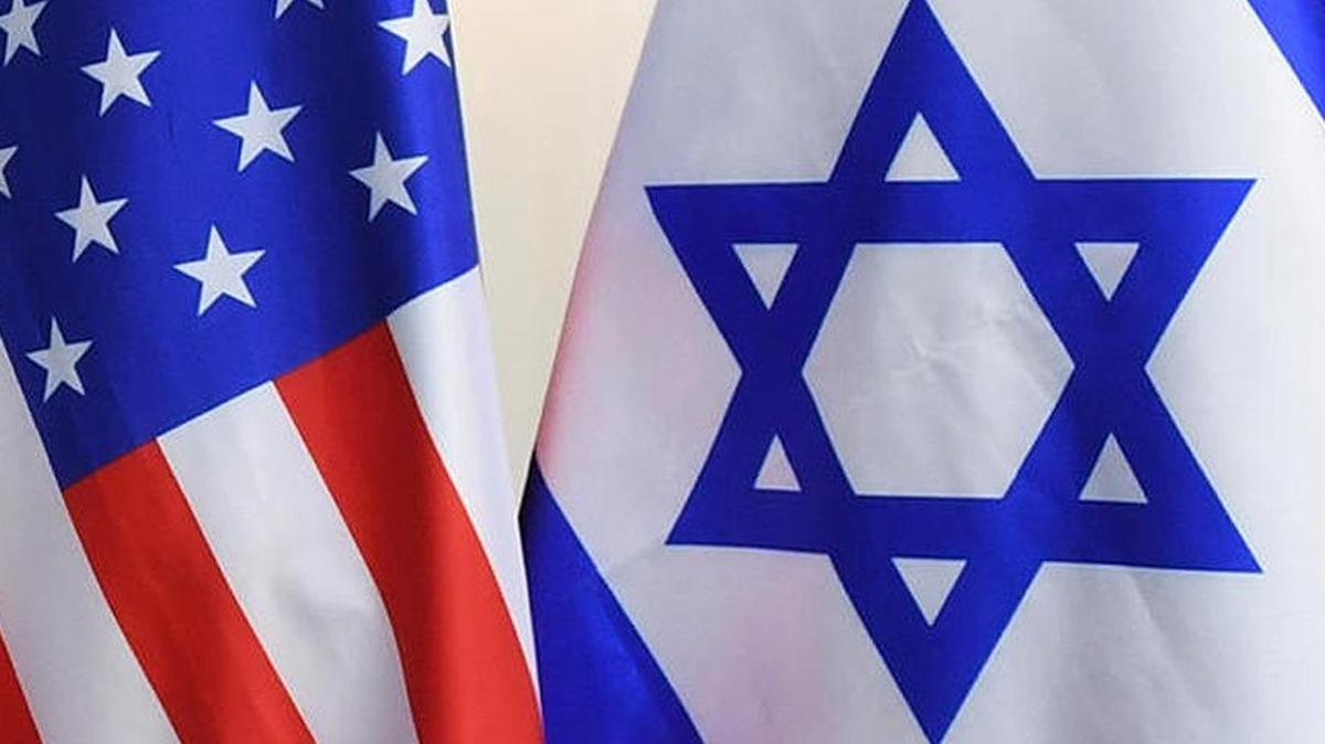 """ABD'den İsrail'e """"Filistin"""" tepkisi"""