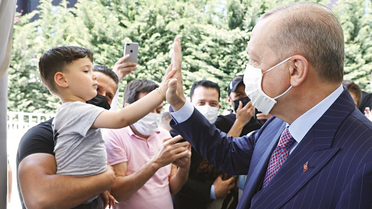 Başkan Erdoğan: Bilimde kıskançlık olmaz... Yerli aşıyı dünyayla paylaşacağız