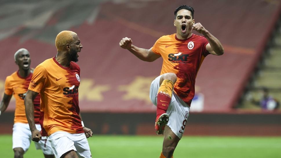 Galatasaray pes etmedi! 3-1