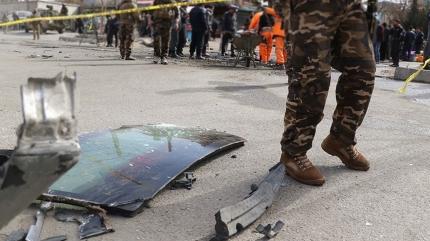 Kabil'de bombalı saldırı: 25 kişi hayatını kaybetti