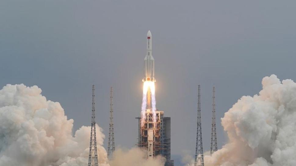 Çin roketinin nereye düşeceği merak konusu olmuştu! Beklenen haber geldi