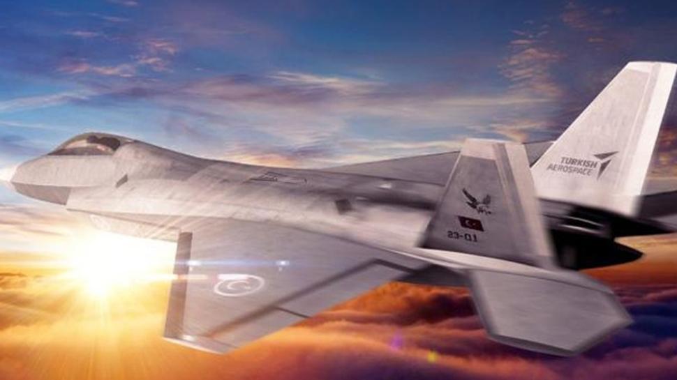 Milli savaş uçağına ASELSAN damgası: Minyatür Bomba entegre edilecek