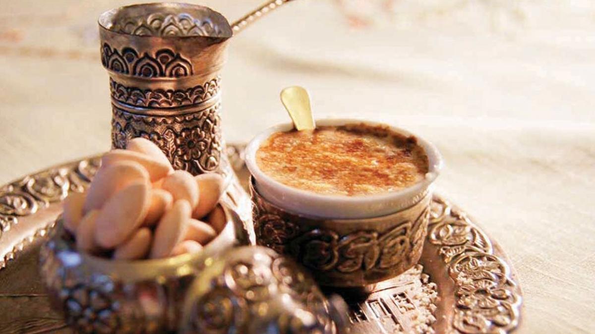 Türk kahvesi metabolizmayı hızlandırır