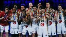 FIBA Şampiyonlar Ligi'nde üçüncü Casademont Zaragoza oldu