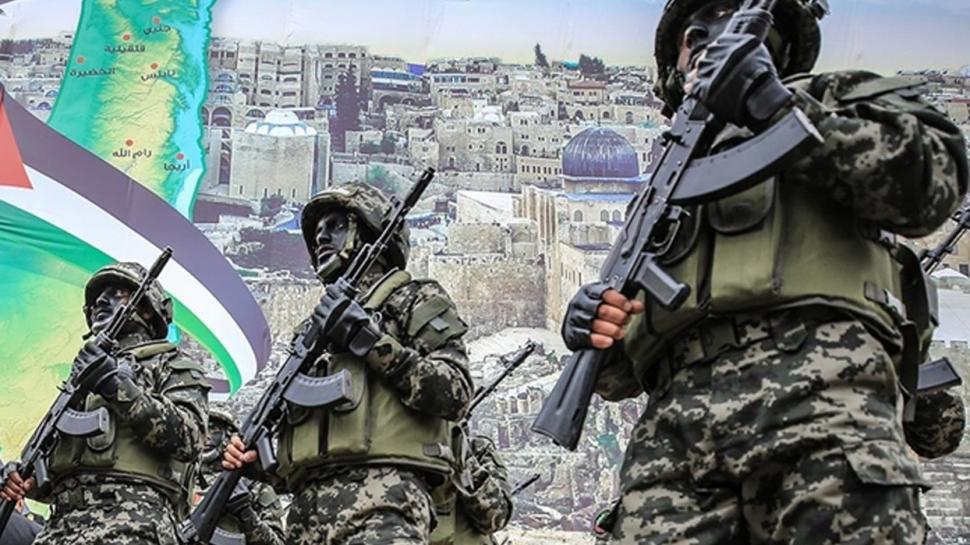 İşgalci İsrail'e karşı harekete geçtiler: 'Kudüs'ün Kılıcı' operasyonu